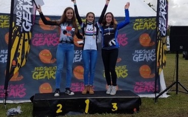 Series Winner at Mud Sweat & Gears for Lauren Higham (photo: Rachel Higham)