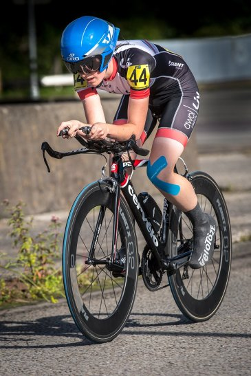 Savannah Hewson - National 25 TT 2017 (photo: Huw Williams)