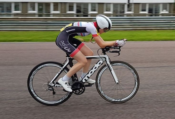 National TT Championships - Lauren Higham