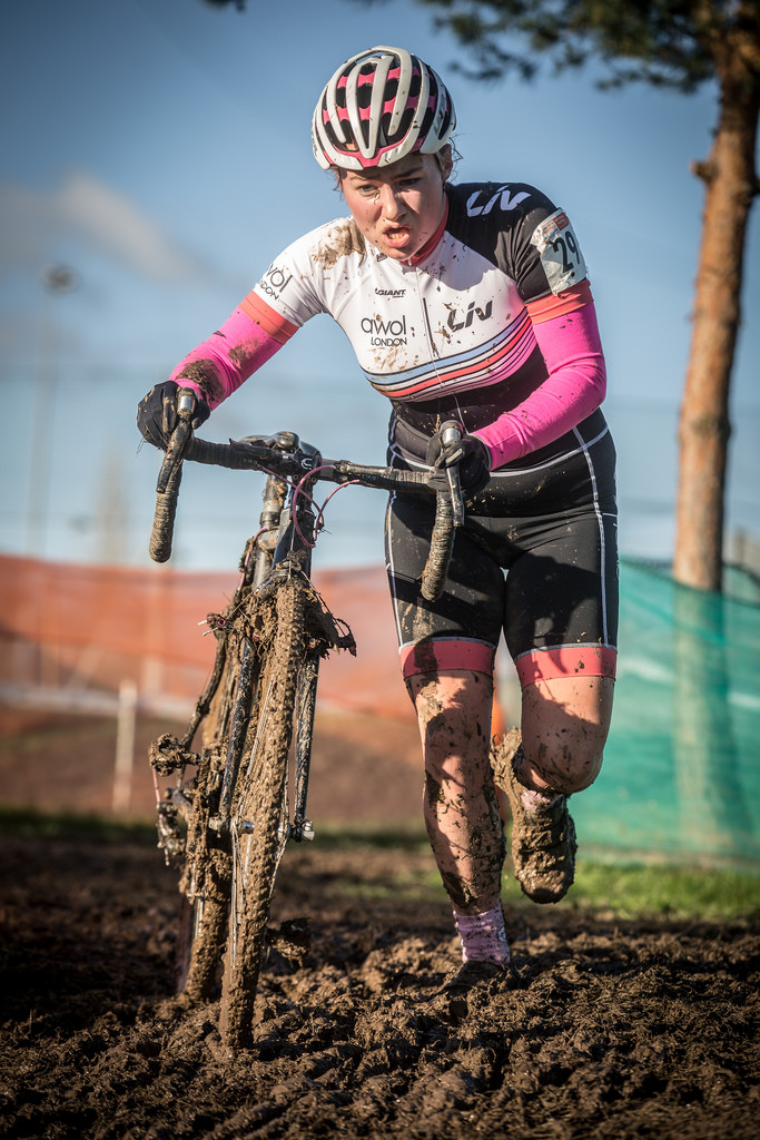 Connie Hayes - Shrewsbury Nationals 2017 (photo: Huw Williams)