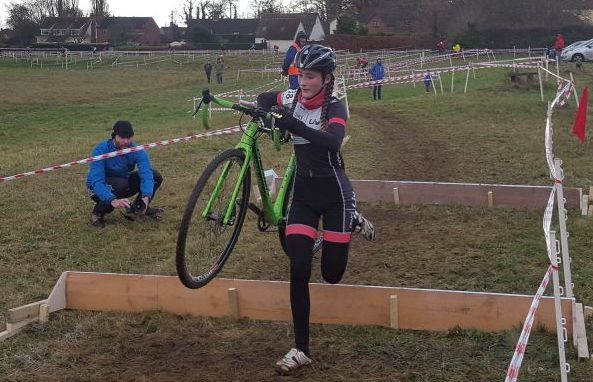 Lauren Higham - Eastern League at Diss 1st