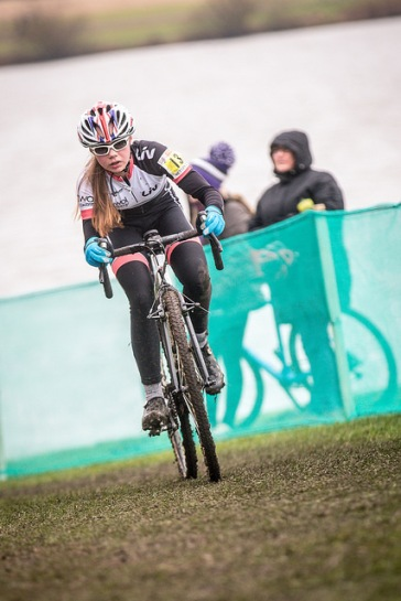 Iona Moir - Cross Nationals 2017 (photo: Huw Williams)