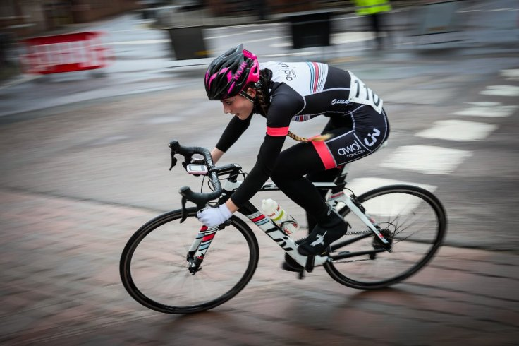 Lauren Higham - Active Fakenham Crits 2018 (photo: Alexander Naylor)