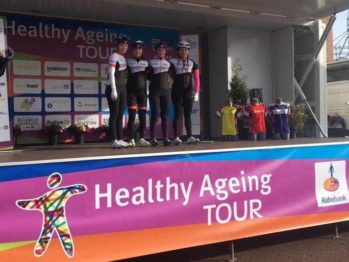 Stage 1 team presentation - Healthy Ageing Tour 2018