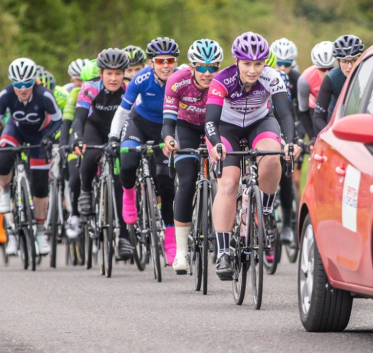 Clover Murray - CCL Women's Road Race 2018 (photo: Huw Williams)