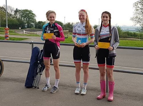 Lauren Higham 3rd Stage 2 - Junior Womens Giro 2018