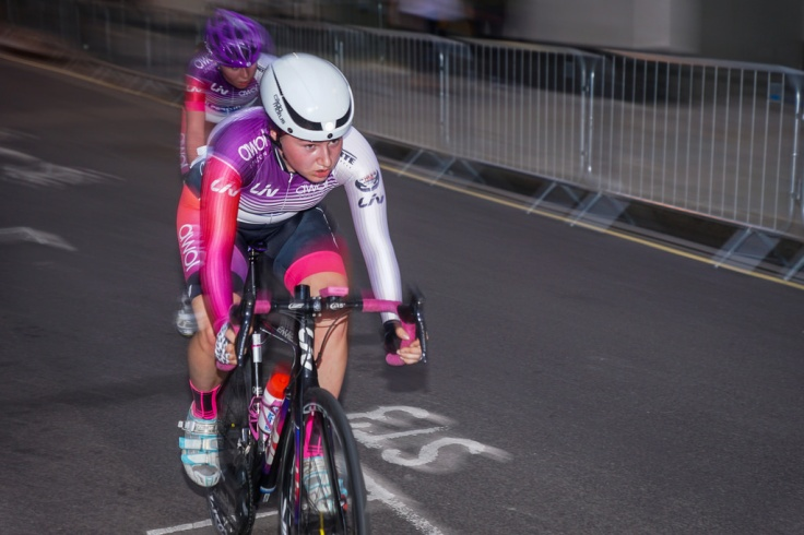 Connie Hayes - Mr Porter London Nocturne 2018 (photo: Adam Bowie)