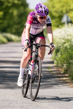 Hannah Graveney - Verulam reallymoving Road Races 2018 (photo: John Orbea)
