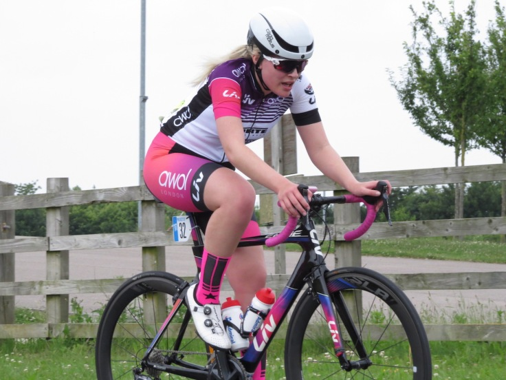 Isla Rush - Cyclopark Women's Grand Prix 2018 (photo: Phil Moir)