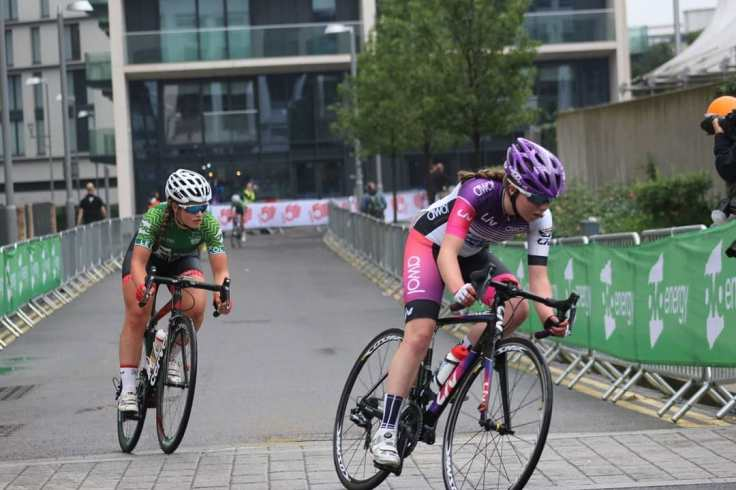 Zoe Brookes - OVO Energy Tour Series 2018 Wembley (photo: Donald Old/Rebecca Torrie)