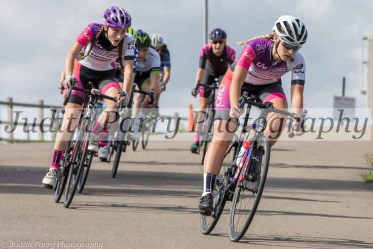 Clover Murray and Lauren Higham - Monument Crits 2018 (photo - © Judith Parry)