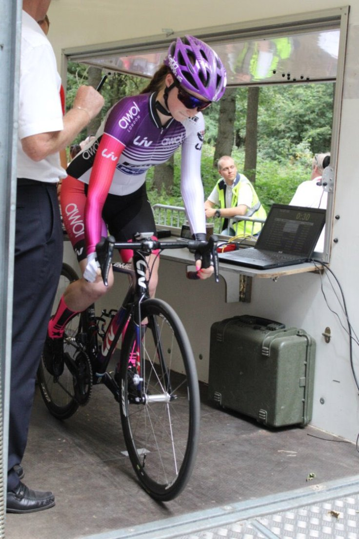 Emily Bridson - Assen prologue (photo - Scotty Manley)