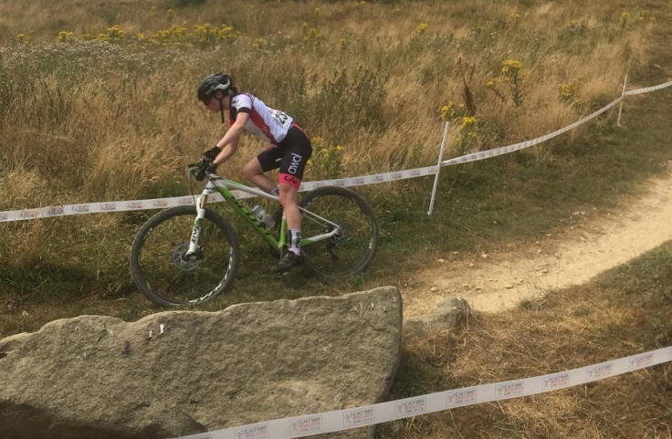 Emily Bridson - 6th MTB National XC Championships