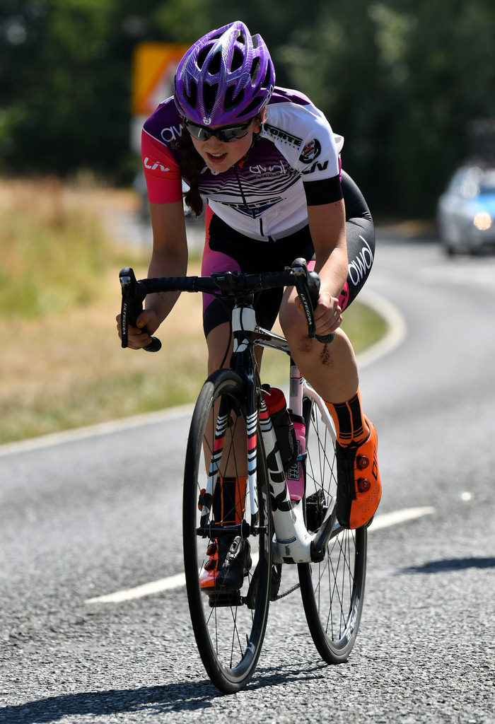Rosie Wallace - Junior National RR Championships 2018 (photo - John Orbea)