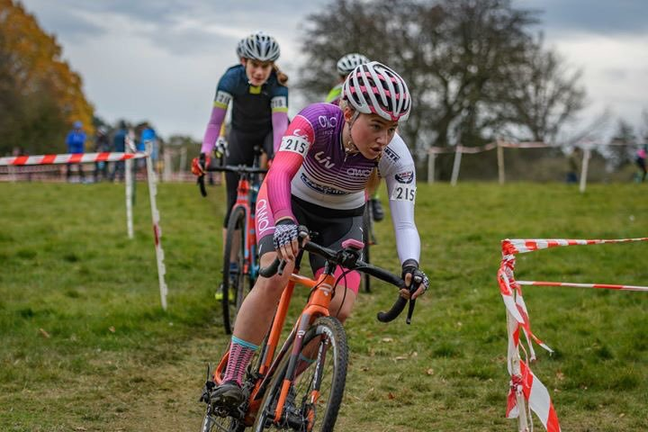 Connie Hayes at Icknield Central CX