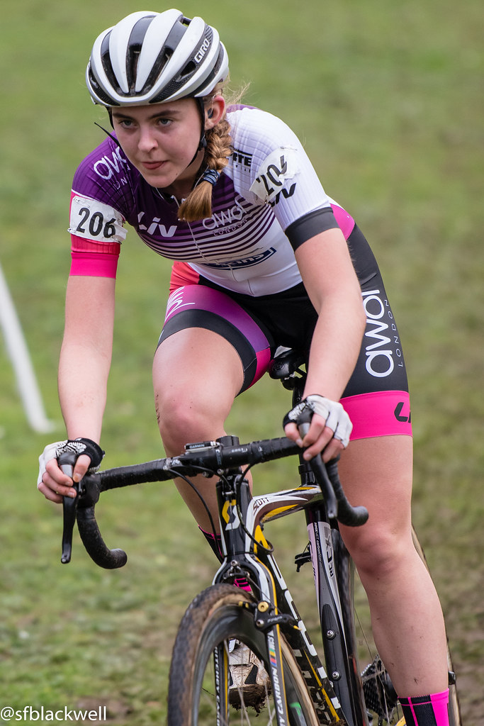 Imogen Chastell riding to Junior win at Regional Championships (photo © Simon Blackwell)